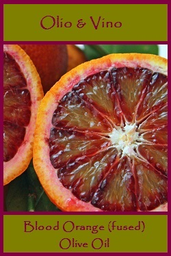 Blood Orange lable