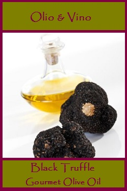 Black Truffle Label