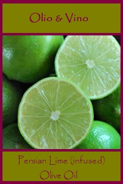 Persian Lime Lable