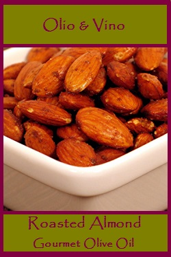 Roasted Almond Label