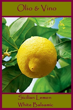 Sicilan Lemon Label