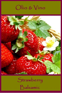 Strawberry Label